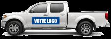 Lettrage Camion entreprise